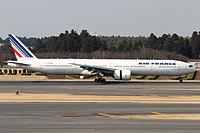 F-GSQM - B77W - Air France