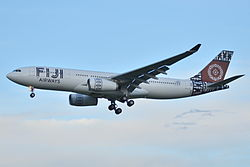 Airbus A330-200 der Fiji Airways