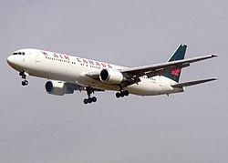 Boeing 767-300ER společnosti Air Canada