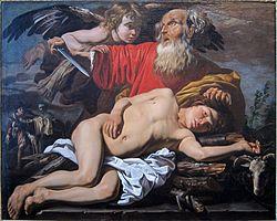 Matthias Stom: Sacrifice of Isaac