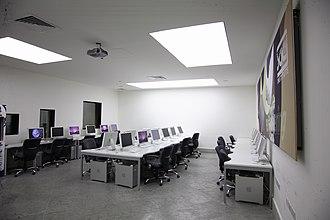 Al-Quds College - Image: Al Quds College Computer Labs
