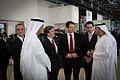 Al Tayer Motors' Opens New Jaguar Land Rover Showroom in Sharjah, UAE (9797649883).jpg