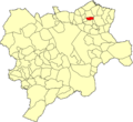 Albacete Abengibre Mapa municipal.png