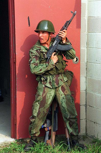File:Albanian soldier.jpg