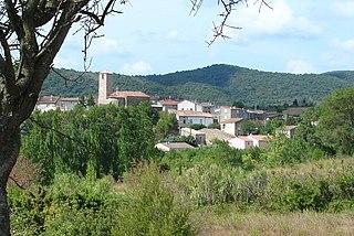 Albas, Aude Commune in Occitanie, France