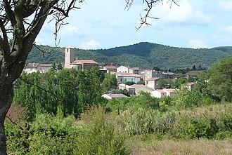 Albas, Aude - Image: Albas
