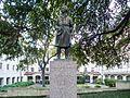 Albert Sidney Johnston statue at Univeristy of Texas Austin.jpg