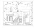 Albert Van Voorhis House, Maple and Franklin Avenues, Wyckoff, Bergen County, NJ HABS NJ,2-WYCK,1- (sheet 8 of 18).png