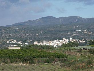 Alborache - General view