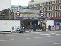 Aldgate East Tube Station in 2008.jpg