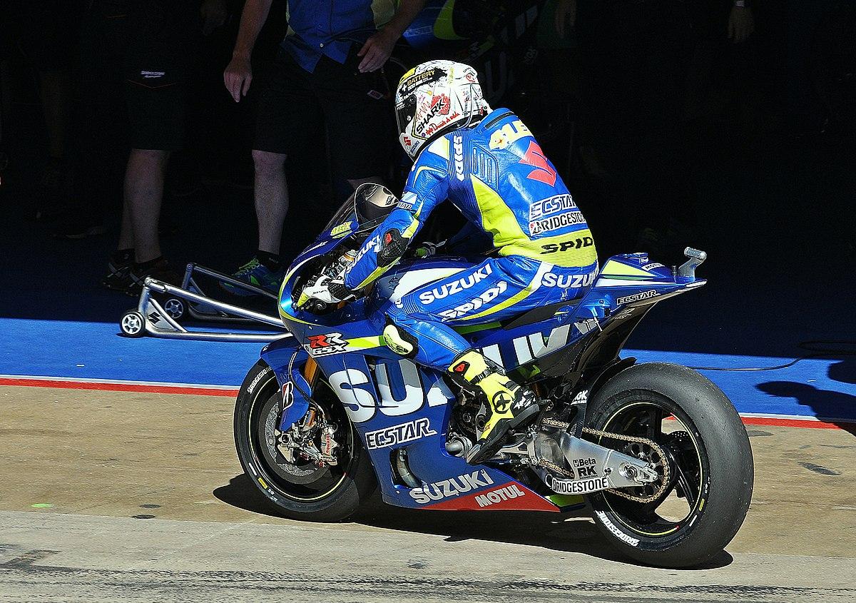 Suzuki MotoGP - Wikipedia