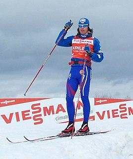 Aleš Razým Czech cross-country skier