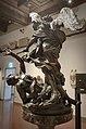 Alessandro Algardi - San Michele arcangelo abbatte il demonio - 5.jpg