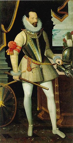 Alejandro Farnesio, Duque de Parma