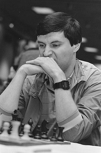 Alexander Chernin - Alexander Chernin in 1987