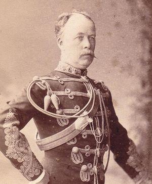 Alexander George Montgomery Moore - General Sir Alexander George Montgomery Moore