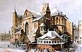 Alexander Schaepkens, OLV-kerk, Maastricht, ca 1850.jpg