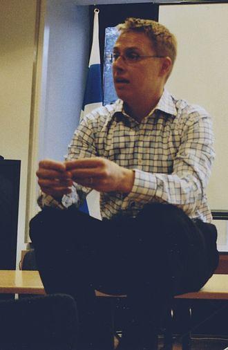 Alexander Stubb - Alexander Stubb in 2004