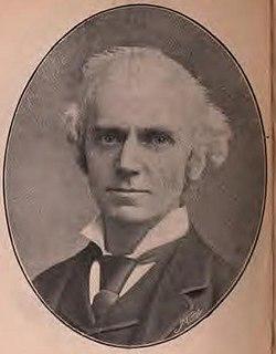 Alfred Hopkinson British politician