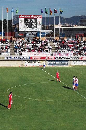 Estadio Nuevo Mirador - Image: Algeciras CF