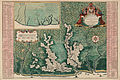 Algemene kaart van Suriname, Alexander de Lavaux, Hendrik de Leth, Directeurs van de sociëteit van Suriname, 1737 - 1757 - Rijksmuseum.jpg