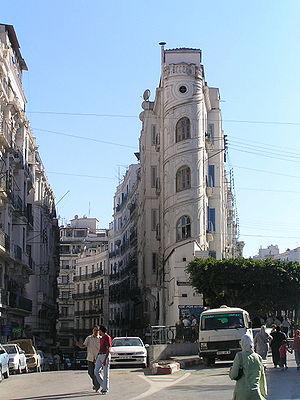 Buildigs, Algeri, Algeria