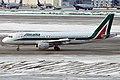 Alitalia, EI-DTM, Airbus A320-216 (46715428545).jpg