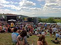 All Good Festival Marvin's Mountaintop outside Masontown WV July 2011.jpg