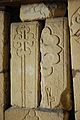 All Saints Church, Bakewell, medieval gravestones 2.jpg