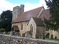 All Saints Church, West Farleigh (2) - geograph.org.uk - 1200261.jpg