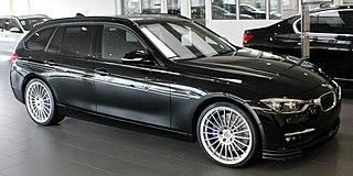 Alpina B3 Motor vehicle