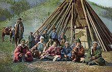 Алтайцы — Википедия