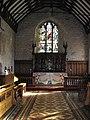 Altar of St Mary's Church, Burghill - geograph.org.uk - 1131860.jpg