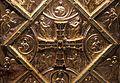 Altare di s. ambrogio, 824-859 ca., lato dx dei maestri delle storie di cristo, angeli e santi che adorano la croce gemmata 04.jpg