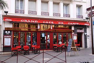 Le Grand Cafe De Paris Amelie Les Bains