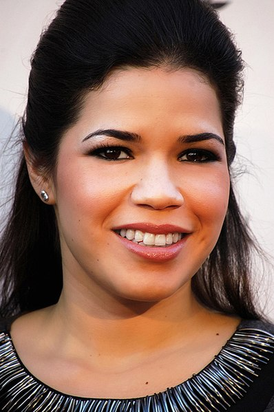 In 2007, America Ferrera won for her performance in Ugly Betty.