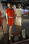American Airlines C.R. Smith Museum May 2019 13 (1967 American Beauty stewardess uniforms).jpg