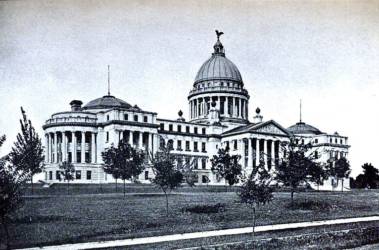 Americana Mississippi - State Capitol at Jackson.jpg