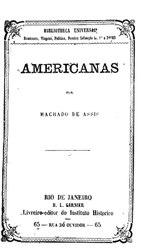 Machado de Assis: Americanas