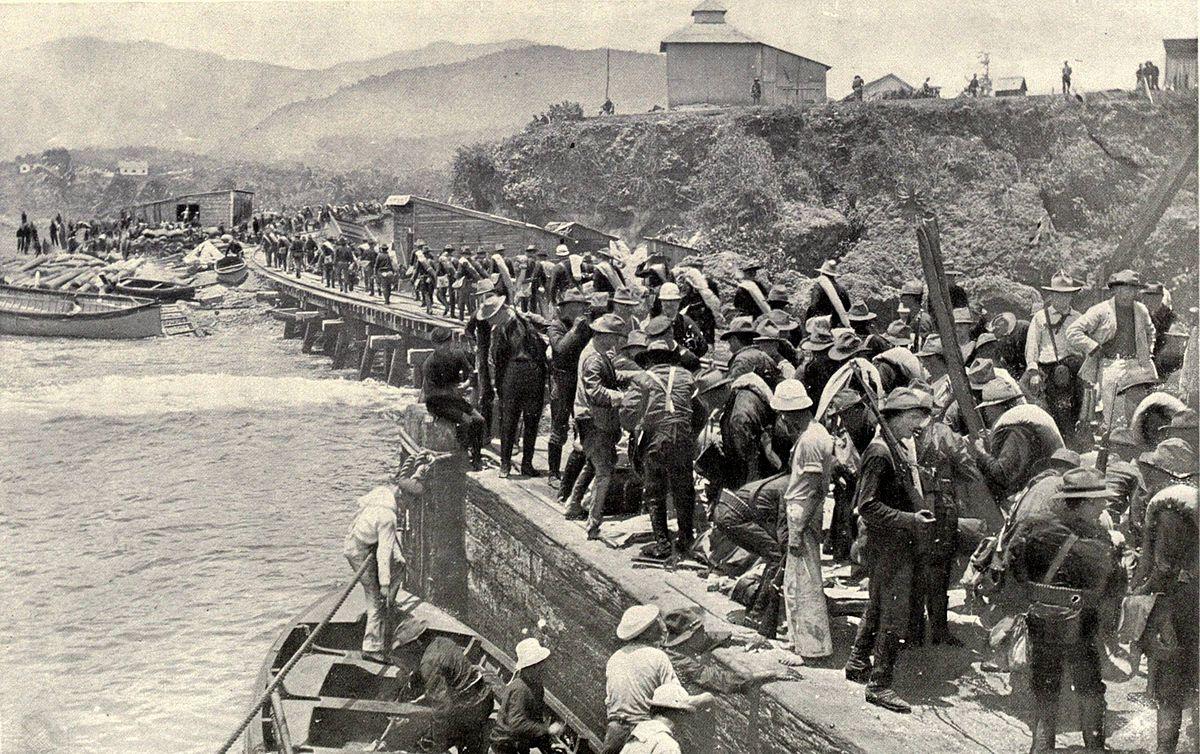 Іспансько-американська війна — Вікіпедія c174f05479b68
