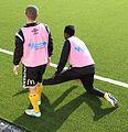 Amin Nouri and Olufemi Oladapo IMG 6820.jpg