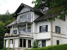 Villa Gabriel Von Max Starnberger See