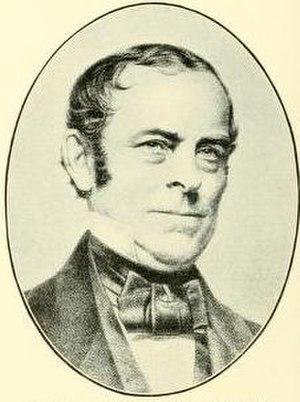 Amos P. Granger - Amos P. Granger