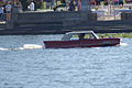 Amphicar 770 1965 0479 Morning swim 01 Lake Mirror Cassic 16Oct2010 (14877015132).jpg