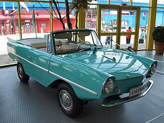 Amphicar - Amphicar Model 770