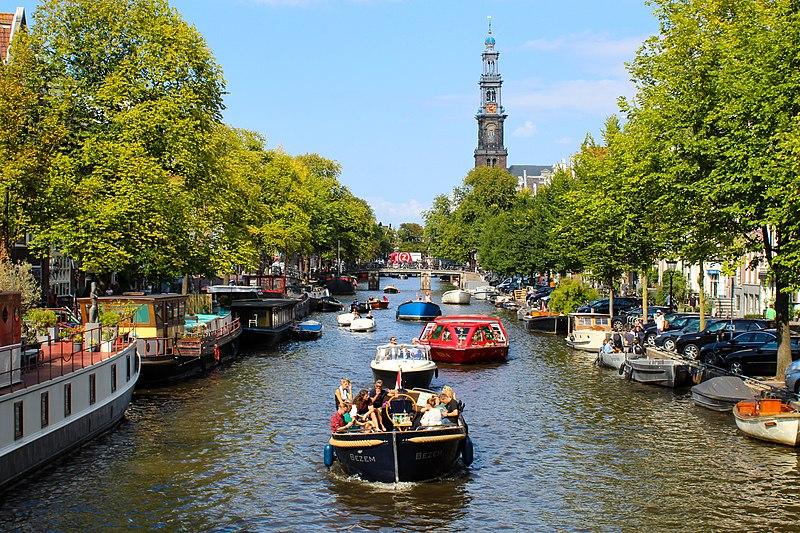 Власти Амстердама начали информационную кампанию по привлечению в город