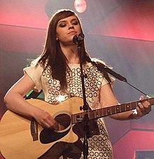 Amy Macdonald nel 2008 agli Amadeus Austrian Music Awards di Vienna