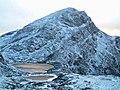An Ruadh-stac from Loch a' Mhadaidh Ruadh - geograph.org.uk - 14134.jpg