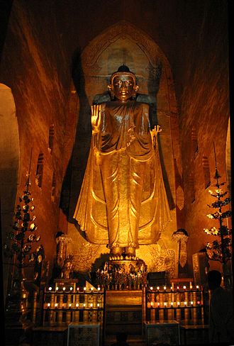 Mahāsammata - Gautama Buddha – West facing