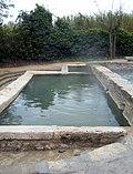 Ancient Roman baths of hot water, San Casciano Dei Bagni, Tuscany, Italy.jpg
